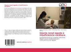 Buchcover von Injuria renal aguda e insuficiencia cardíaca