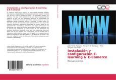 Instalación y configuracion E-learning & E-Comerce kitap kapağı