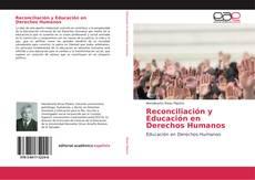 Portada del libro de Reconciliación y Educación en Derechos Humanos