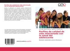 Обложка Perfiles de calidad de vida relacionada con la salud del adolescente