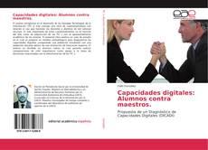Portada del libro de Capacidades digitales: Alumnos contra maestros.