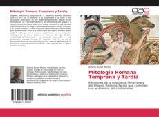 Borítókép a  Mitología Romana Temprana y Tardía - hoz
