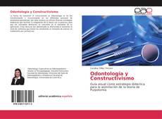Capa do livro de Odontología y Constructivismo