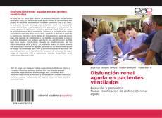 Portada del libro de Disfunción renal aguda en pacientes ventilados