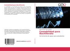 Bookcover of Contabilidad para Bachillerato