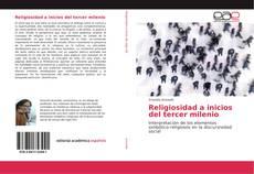 Religiosidad a inicios del tercer milenio kitap kapağı