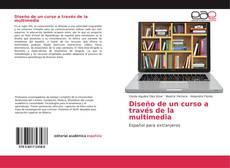 Portada del libro de Diseño de un curso a través de la multimedia