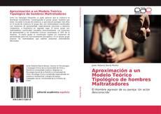 Portada del libro de Aproximación a un Modelo Teórico Tipológico de hombres Maltratadores