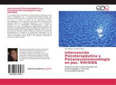 Обложка Intervención Psicoterapéutica y Psiconeuroinmunologia en pac. VIH/SIDA