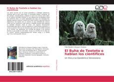 Bookcover of El Buho de Teeteto o hablan los cientìficos