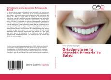 Borítókép a  Ortodoncia en la Atención Primaria de Salud - hoz