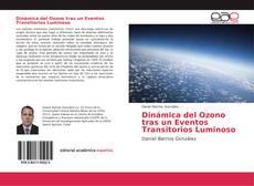 Couverture de Dinámica del Ozono tras un Eventos Transitorios Luminoso