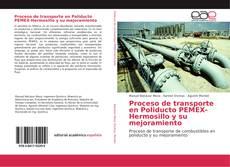 Couverture de Proceso de transporte en Poliducto PEMEX-Hermosillo y su mejoramiento