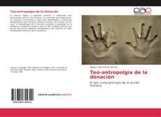 Capa do livro de Teo-antropolgía de la donación
