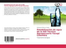 Обложка Potabilización de agua de la IED Técnico Agropecuario Yacopi Colombia