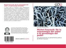 Capa do livro de Michel Foucault: De la arqueología del saber a la genealogía del poder