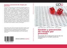 Portada del libro de Gestión y prevención de riesgos por procesos