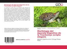 Portada del libro de Morfología del Aparato Digestivo de la Trachemys scripta elegans