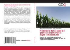 Bookcover of Modelado del secado de granos en lecho fijo a bajas temperaturas