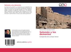 Salomón y los demonios kitap kapağı