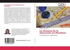 Portada del libro de La Historia de la Educación en Mendoza