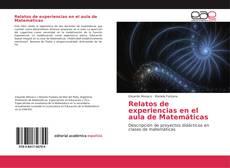 Buchcover von Relatos de experiencias en el aula de Matemáticas
