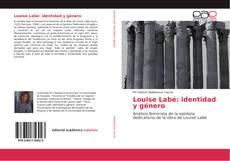 Bookcover of Louise Labé: identidad y género