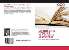 Copertina di Las NTIC en la formación de Conceptos Geométricos