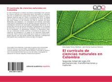 El currículo de ciencias naturales en Colombia的封面