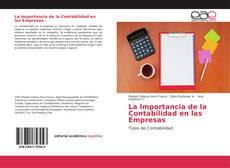 Bookcover of La Importancia de la Contabilidad en las Empresas