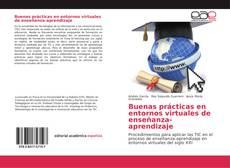 Portada del libro de Buenas prácticas en entornos virtuales de enseñanza-aprendizaje