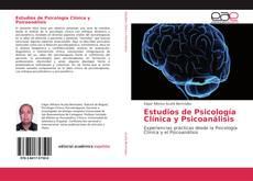 Copertina di Estudios de Psicología Clínica y Psicoanálisis