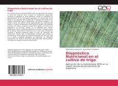 Bookcover of Diagnóstico Nutricional en el cultivo de trigo