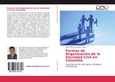 Formas de Organización de la Sociedad Civil en Colombia