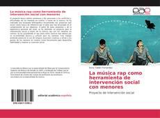 Portada del libro de La música rap como herramienta de intervención social con menores