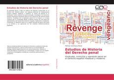 Buchcover von Estudios de Historia del Derecho penal