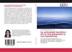 Bookcover of La actividad turística en la isla Amantani y sus beneficios