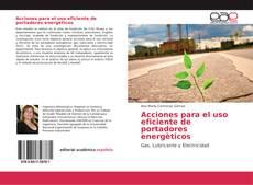 Borítókép a  Acciones para el uso eficiente de portadores energèticos - hoz