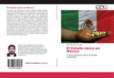 Bookcover of El Estado narco en México