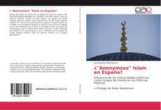 Portada del libro de ¿'Anonymous' Islam en España?
