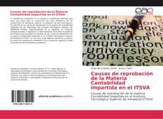 Bookcover of Causas de reprobación de la Materia Contabilidad impartida en el ITSVA