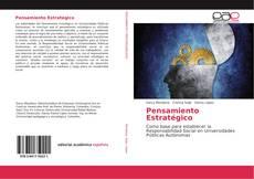 Bookcover of Pensamiento Estratégico