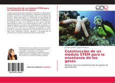 Capa do livro de Construcción de un módulo STEM para la enseñanza de los gases