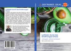 Buchcover von Leitfaden durch das Ernährungss-Chaos