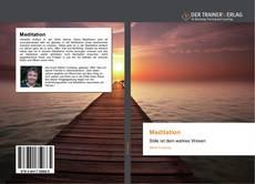 Buchcover von Meditation