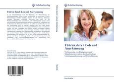 Buchcover von Führen durch Lob und Anerkennung