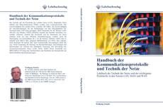 Buchcover von Handbuch der Kommunikationsprotokolle und Technik der Netze