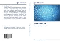 Bookcover of Tourismusrecht