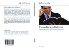 Buchcover von Unternehmensrechtsformen