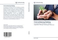 Bookcover of Unternehmensgründung